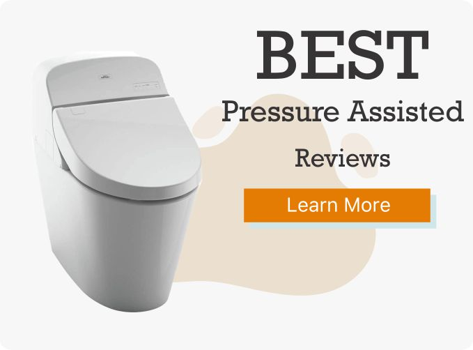 Best Pressure Assisted Toilets for Low Water Pressure – 2021 Reviews