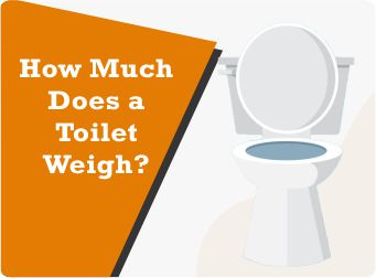 How Much Does a Toilet Weigh? – [HomeAco.com]