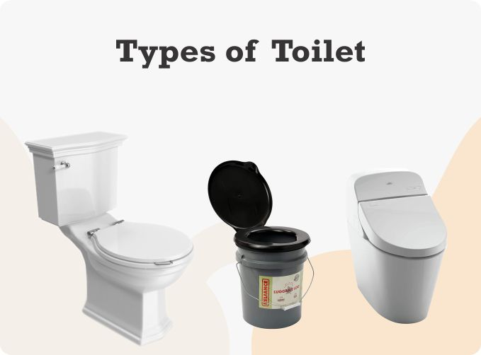 11 Types of Toilets, Styles for Your Bathroom (A Complete Guide)
